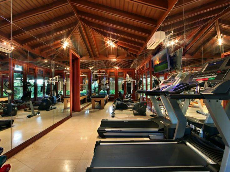 Private gym for sale luxury villa in la romana
