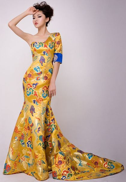 Asian-inspired Prom Dresses – Dresses for Woman