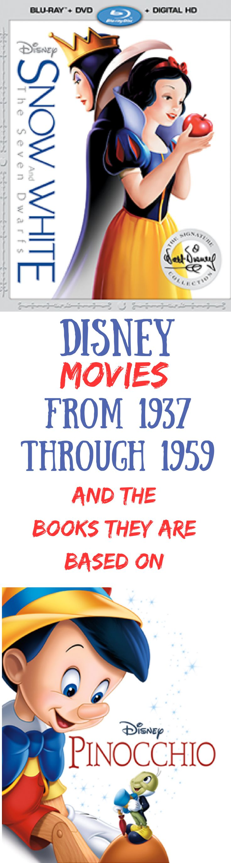List of Disney Movies in Chronological Order - Part 1 ...