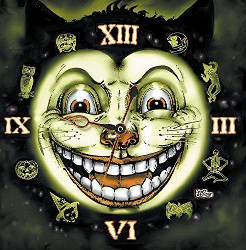 Black Cat 13 Haunting Tales of Halloween Vol.1 Soundtrack by Scott Jackson Comic Works @ niftywarehouse.com #NiftyWarehouse #Halloween #Scary #Fun #Ideas