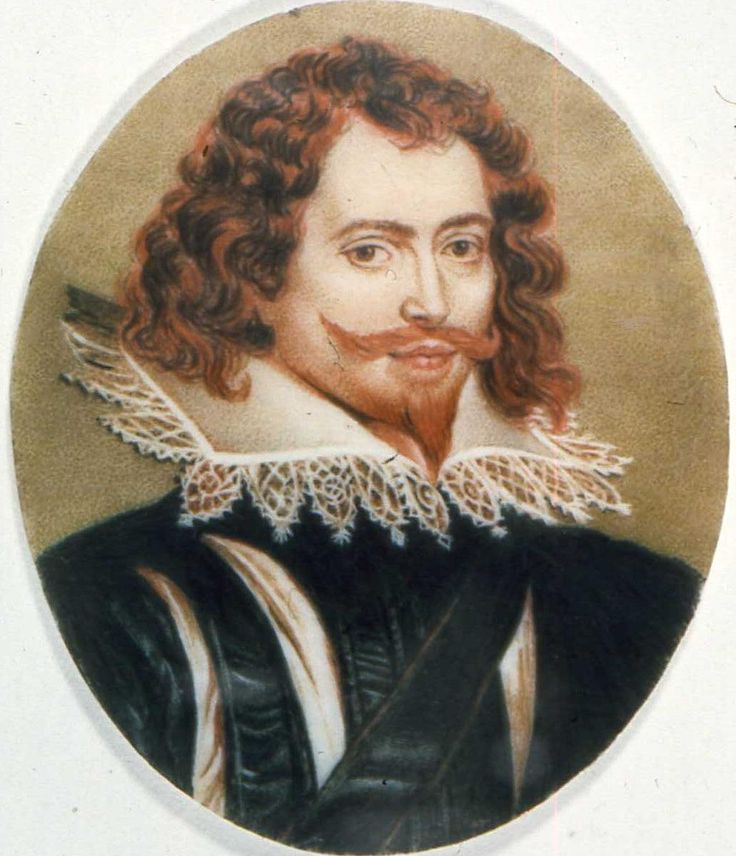 George Villiers from an old master.