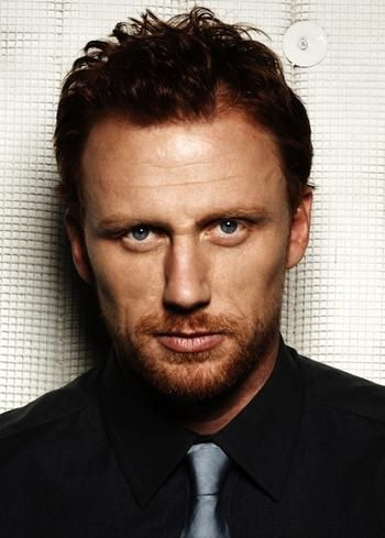 I'm reasonably confident Kevin McKidd is the only ginger I'll ever lust after.  <3 and dibs.