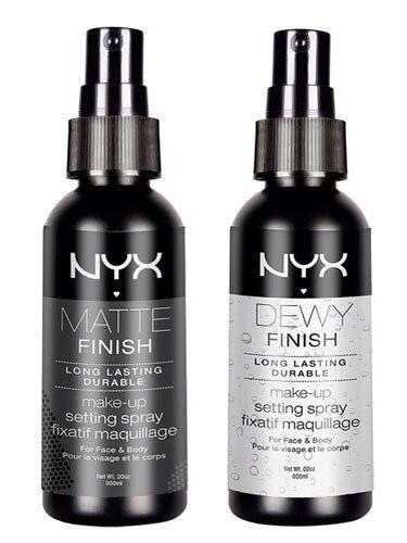 NYX finishing spray