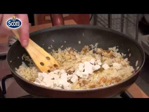 Riso Scotti - Ardei umpluti cu orez.flv - YouTube