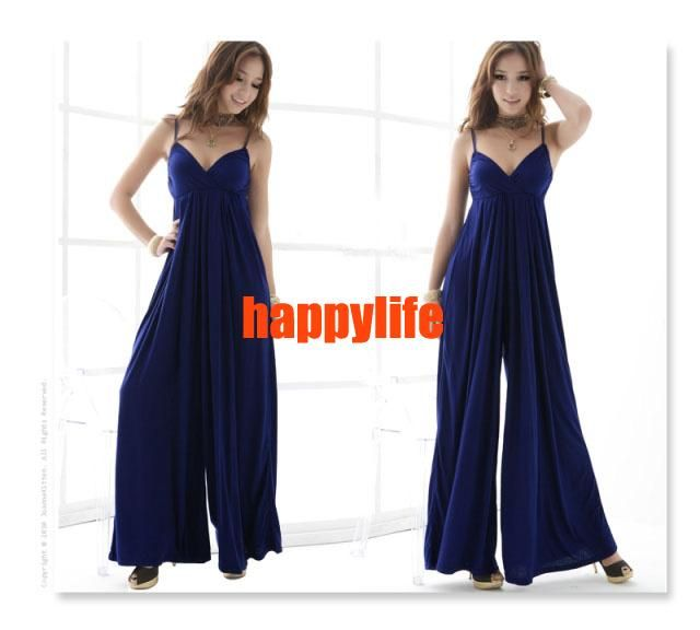 Pants Rompers For Women | Women V Neck Formal Party Cocktail Evening Dress Jumpsuits Pants