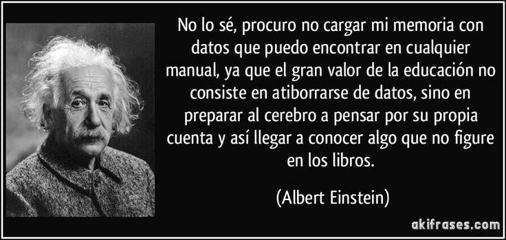Albert Einstein Personality Traits