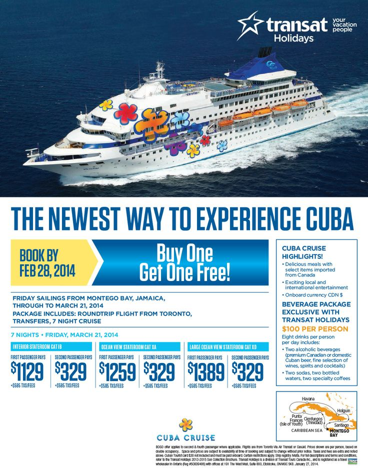 Cuba Cruise | Featured Special | Centre Holidays