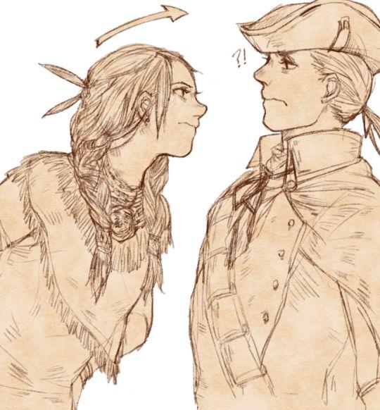 Ziio and Haytham