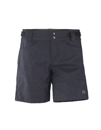 The Club Ride Apparel Eden women's bike shorts keep you comfortable for riding on the trail or on the road.