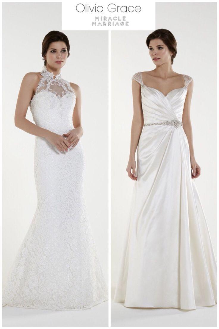 Olivia Grace #miraclemarriage #oliviagrace #trouwen #trouwjurk