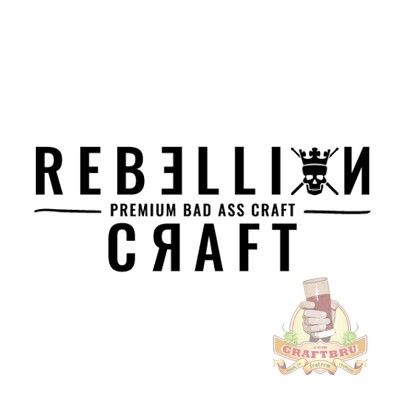 Rebellion Craft is another South African craft beer brewery based in Stellenbosch.