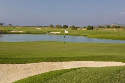 Donnafugata North Course - Parkland in Sicily, Italy - From Golf Escapes