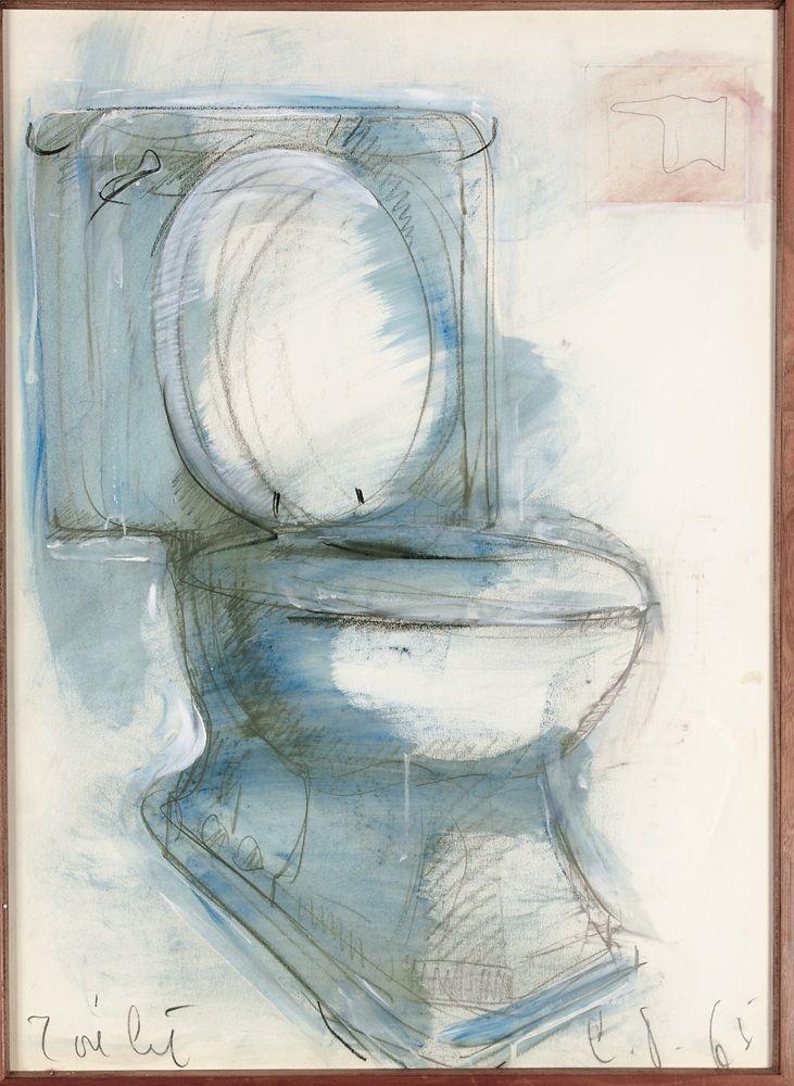 Claes Oldenburg's Drawings Market Examined - artnet News