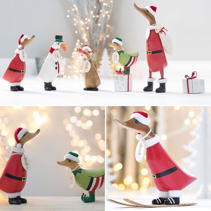 Christmas ducks hurry while stocks last!! The perfect addition to your Christmas decoration collection or an ideal Christmas gift   Call into our showroom open Monday to Saturday 10am-5pm #christmas2017 #recent #monkstown #dcuk #duckcompany #santaduck #giftideas @shutterco_nhi