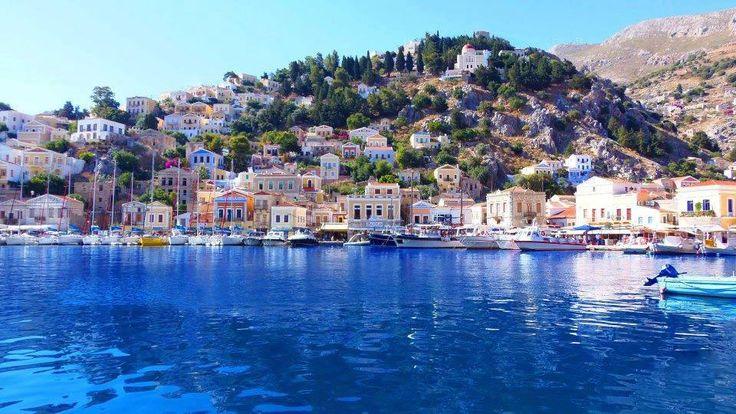 Island of Symi  www.callgreece.gr