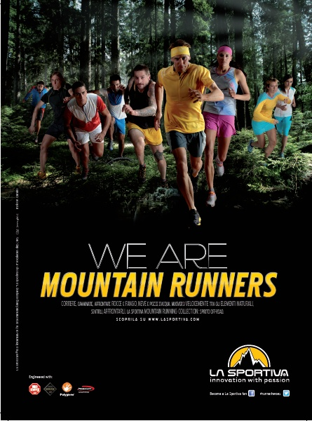 We Are Mountain Runners