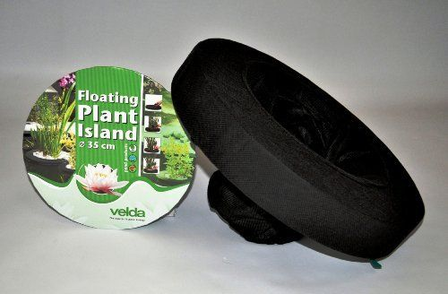 Floating Plant Island Round By Velda 21 96 Traps Pond