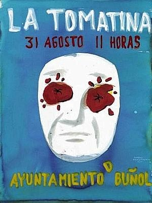 La Tomatina (Bunyol) - cartel 2011