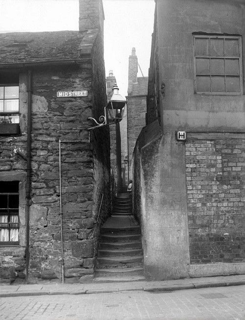 30 Mid Street | by Dundee City Archives street where my wifes great uncle george bell was born in 1890s.. he died i oct 1915 at loos...
