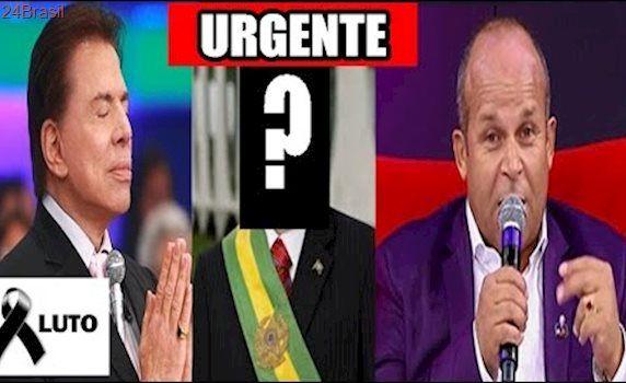 Carlinhos Vidente REVELA novo PRESIDENTE do Brasil e FIM do Silvio Santos