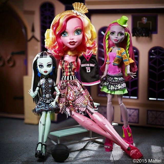 124 best Monster High images on Pinterest Monster high dolls - copy monster high gooliope jellington coloring pages
