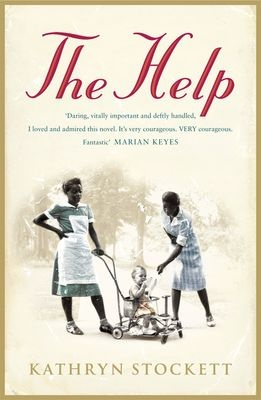 The Help by Kathryn Stockett. Proof that there's always a brilliant book behind good movies.