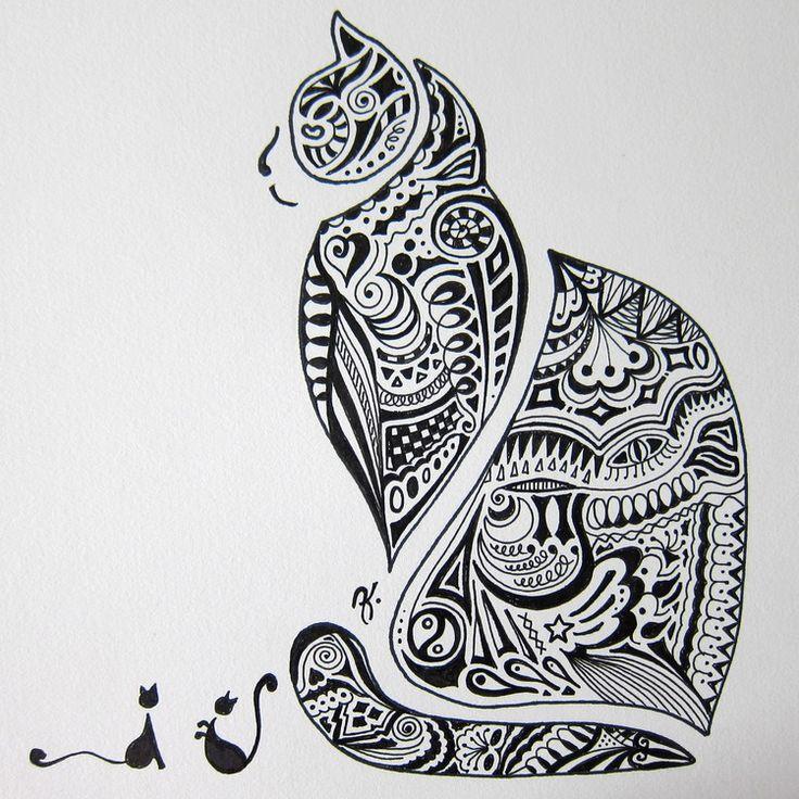 Le chat d'Aline
