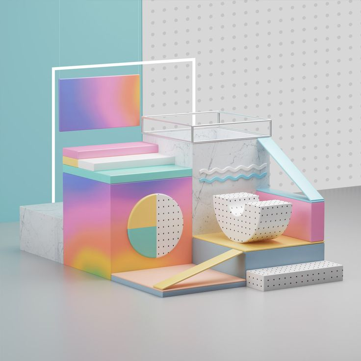 Peter Tarka presents another series of summery 3D renderings