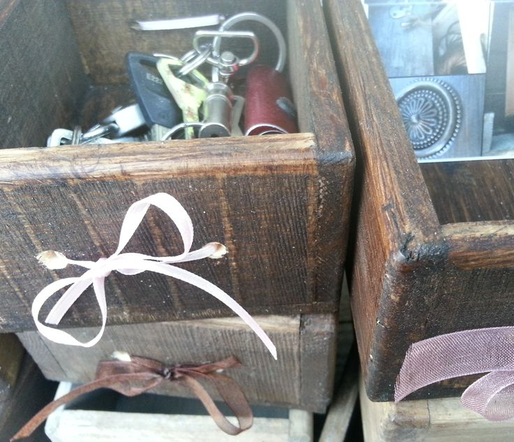 Cute small boxes for keys, business cards, jewelery, coins, toys and and and