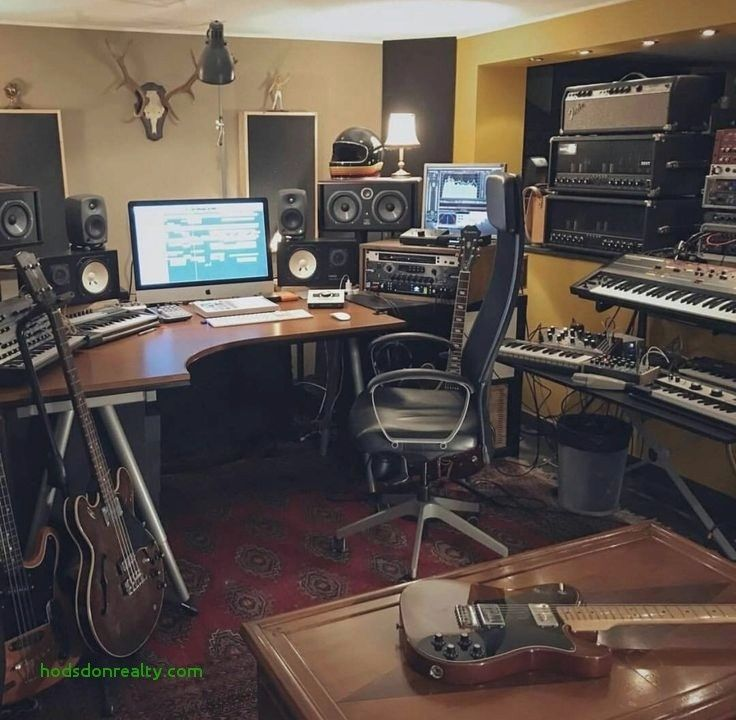 Home Recording Studio Desk Unique Australia Music Desk