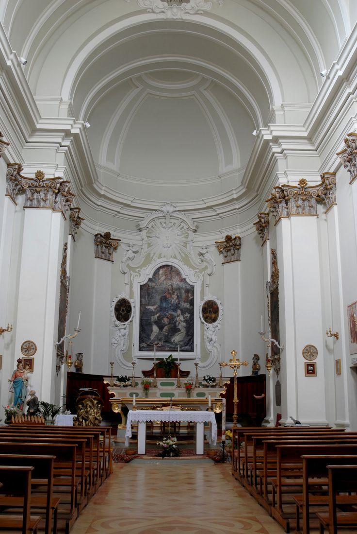 Chiesaa di S Leonardo e Flaviano #marcafermana #monterinaldo #fermo #marche