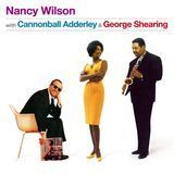 Nancy Wilson with Cannonball Adderley & George Shearing [CD], 16324725