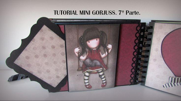 Tutorial mini Gorjuss. 7ª Parte/10