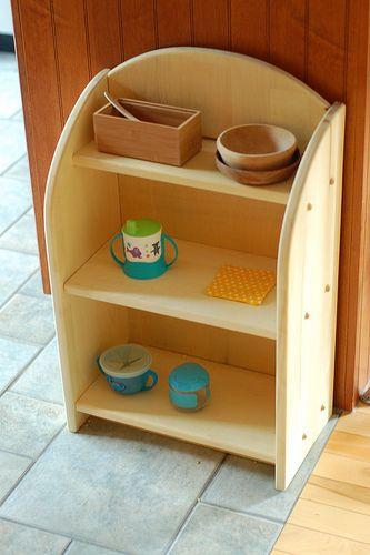 Ambiente Montessori: Cozinha