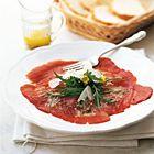 Een heerlijk recept: Carpaccio van verse tonijn