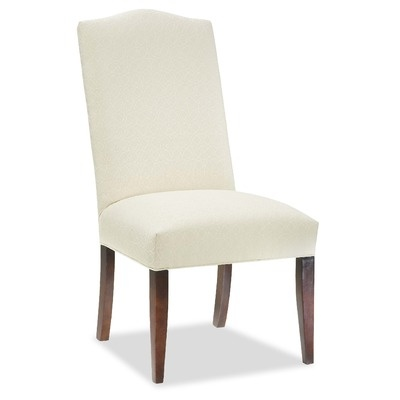 Fairfield Chair Tapered Leg Polyester Microfiber Dining Chair