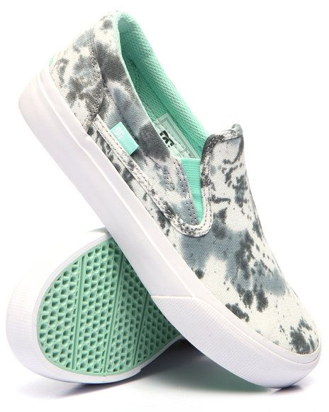 DC Shoes - TRASE SLIP-ON SP