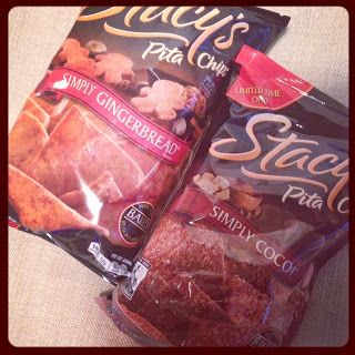 Stacy's Gingerbread and Cocoa Pita Chips