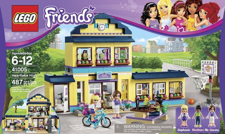 LEGO Friends Heartlake High 41005 - Discount Toys USA
