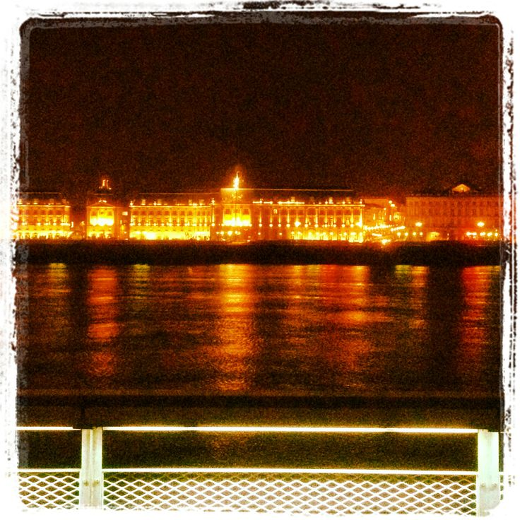 Vue de l'Estacade (Instagram)