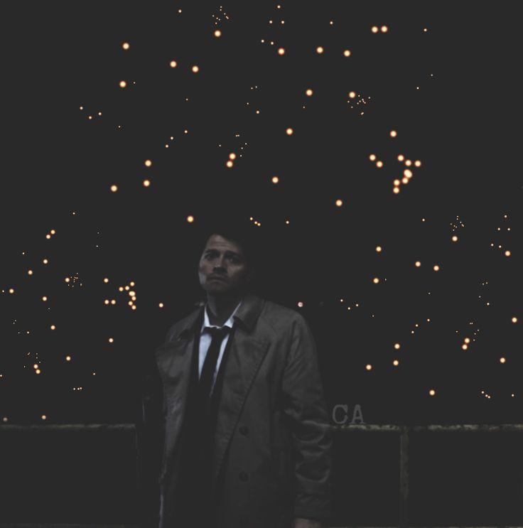 Castiel, among the stars