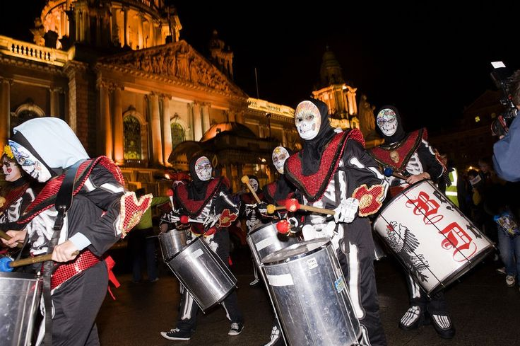Festival Mexico Day of the Dead, Belfast