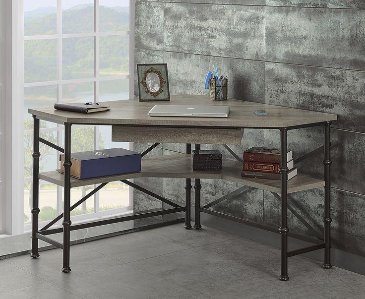 Best 25 corner writing desk ideas on pinterest corner - Corner tables for living room online ...