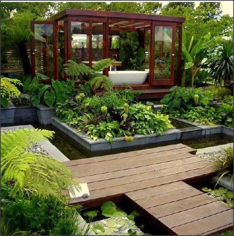 Musim Hujan Waktunya Renovasi Taman Rumah
