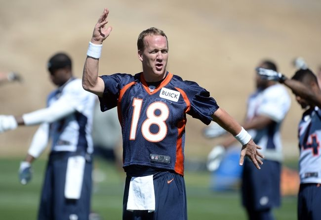 NFL Update: The Denver Broncos 2014 Schedule and Status Report Post-2014 NFL Draft