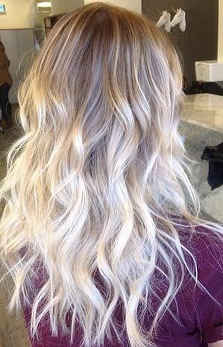 Browm Blonde Ombre hair Extensions Style to ShowCC Hair Extensions Blog                                                                                                                                                      More