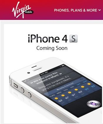Virgin Mobile USA today announced that it will begin offering the iPhone on June 29. Virgin Mobile USA is a prepaid brand operated by Sprint.