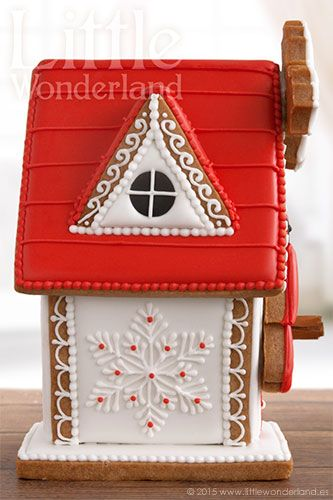Casita de jengibre | Gingerbread house