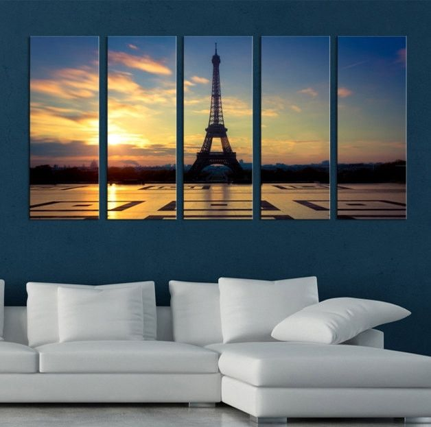 large canvas art eiffel tower paris canvas prints prints for wall prints on