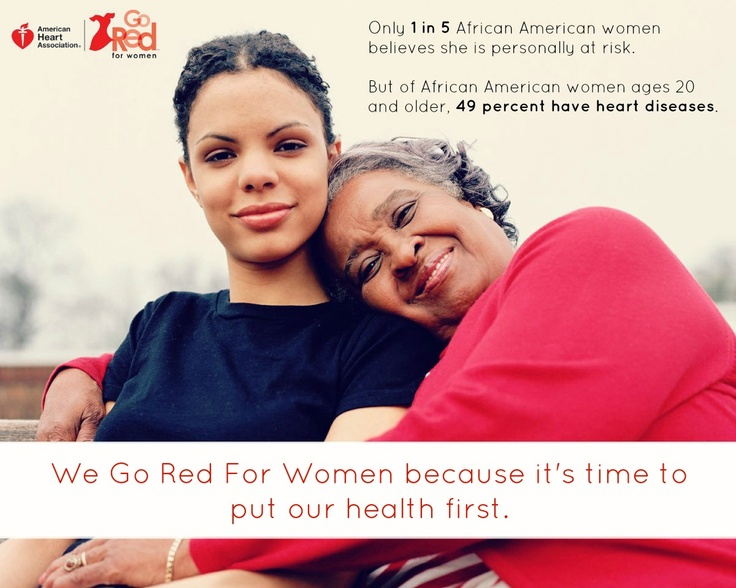 heart disease in the african american Health disparities: yesterday by 1980, average life expectancy in america had reached 74 years—25 years longer than at the beginning of the 20th century.